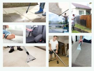 Professional upholstery, carpet and floor cleaning by Pro Wet & Dry