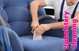 Upholstery cleaning by Pro Wet & Dry